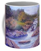 Larsen Falls Coffee Mug