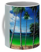 Las Cuevas Bay Coffee Mug