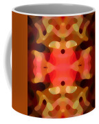Las Tunas Abstract Pattern Coffee Mug