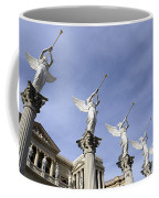 Las Vegas Angels Coffee Mug