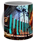 Las Vegas Lights II Coffee Mug