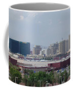 Las Vegas Pano Section 2 Of 3 Coffee Mug
