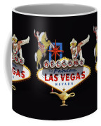 Las Vegas Symbolic Sign Coffee Mug