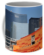 Las Vegas Under Construction Coffee Mug
