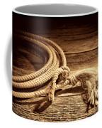 Lasso Coffee Mug