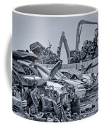 Last Journey - Salvage Yard Coffee Mug