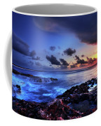 Last Light Coffee Mug by Chad Dutson