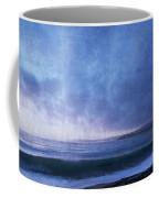 Last Light On Carmel Bay Coffee Mug