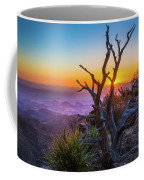 Last Light On The South Rim Coffee Mug