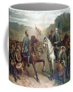Last Meeting Of Lee And Jackson Coffee Mug by War Is Hell Store