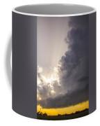 Last Nebraska Supercell Of The Summer 030 Coffee Mug