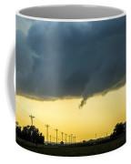 Last Nebraska Supercell Of The Summer 036 Coffee Mug