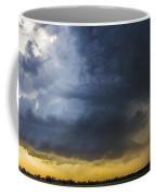 Last Nebraska Supercell Of The Summer 042 Coffee Mug
