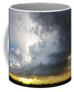 Last Nebraska Supercell Of The Summer 045 Coffee Mug