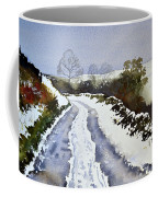 Last Of The Snow Coffee Mug