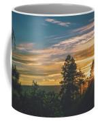 Last Rays Of Sunday Coffee Mug by Jason Coward