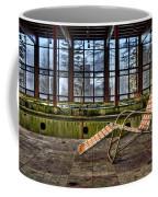 Last Resort Coffee Mug by Evelina Kremsdorf