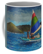 Last Sail Before The Storm Coffee Mug