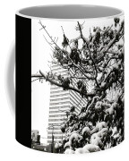 Last Snow Fall  Coffee Mug