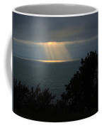 Last Sunbeams Of The Day Coffee Mug