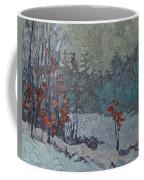 Last To Leave Coffee Mug