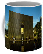 Late Afternoon At The East Wall.okcnm.2 Coffee Mug