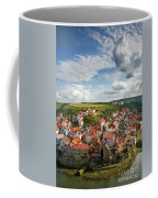 Late Afternoon Light On Staithes Coffee Mug
