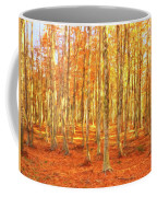 Late Autumn In Calabria Coffee Mug