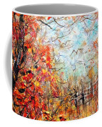 Late Autumn Coffee Mug