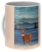 Late Autumn Sunrise Coffee Mug