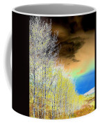 Late Autumn Coffee Mug by Will Borden