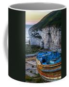 Late Evening North Landing Flamborough Coffee Mug