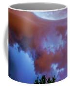 Late Night Nebraska Shelf Cloud 007 Coffee Mug