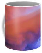 Late Night Nebraska Shelf Cloud 008 Coffee Mug