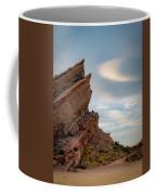 Late On Vasquez Rocks By Mike-hope Coffee Mug