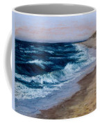 Late Spring At Cold Storage Beach Coffee Mug by Jack Skinner