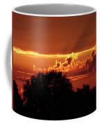 Late Summer Sunset Coffee Mug