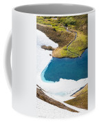 Late Thawing Tarn Coffee Mug