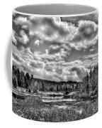 Late Winter At The Tobie Trail Bridge 2 Coffee Mug