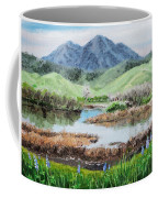 Late Winter In California Coffee Mug