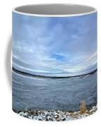 Later Winter Ice 3 Coffee Mug