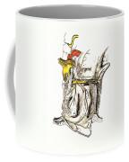Lateral Wall Of Nasal Cavity Coffee Mug