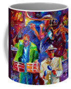 Latin Jazz Coffee Mug