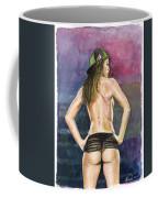 Latina Gangsta Girl 2  Coffee Mug