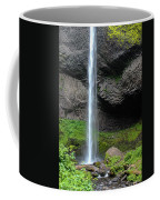 Latourell Falls, Oregon Coffee Mug