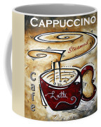 Latte Original Painting Madart Coffee Mug