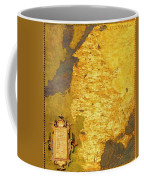Latvia And Lithuania Coffee Mug