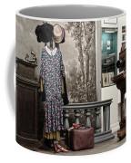 Latvian Photo Studio In The Beginning Of The 20th Century Coffee Mug