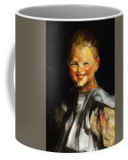 Laughing Child 1907 Coffee Mug