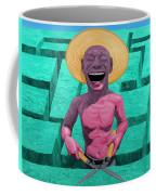 Laughing Gardener Coffee Mug